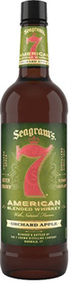 Seagram's 7 Crown Whiskey Orchard Apple 750ml